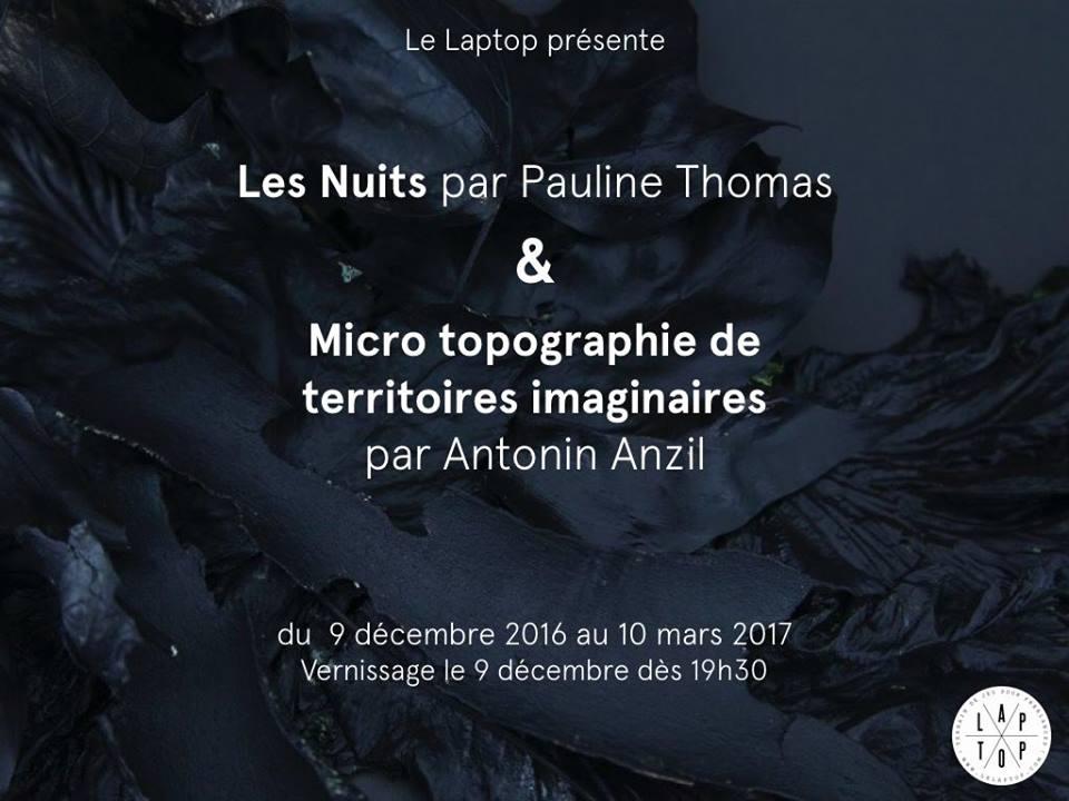Exposition // Pauline Thomas & Antonin Anzil