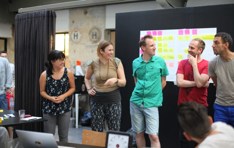 Design Sprint, les 8 formats