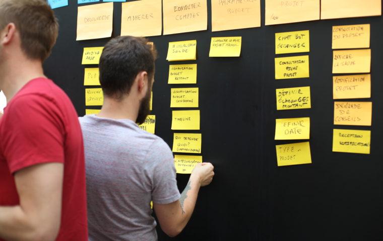Design Sprint : commencer petit