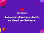 [Flash info] Adobe Live arrive en Europe !