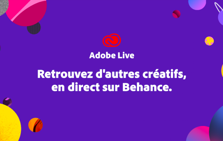 [Flash info] Adobe Live arrive en Europe !