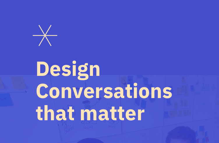 [Webinar] How to Design Conversations that Matter w. Daniel Stillman