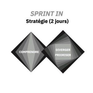sprint in stratégie