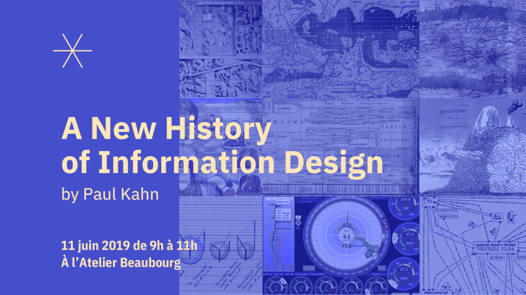 A New History of Information Design by Paul Kahn