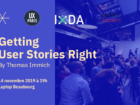 Getting User Stories Right by Thomas Immich