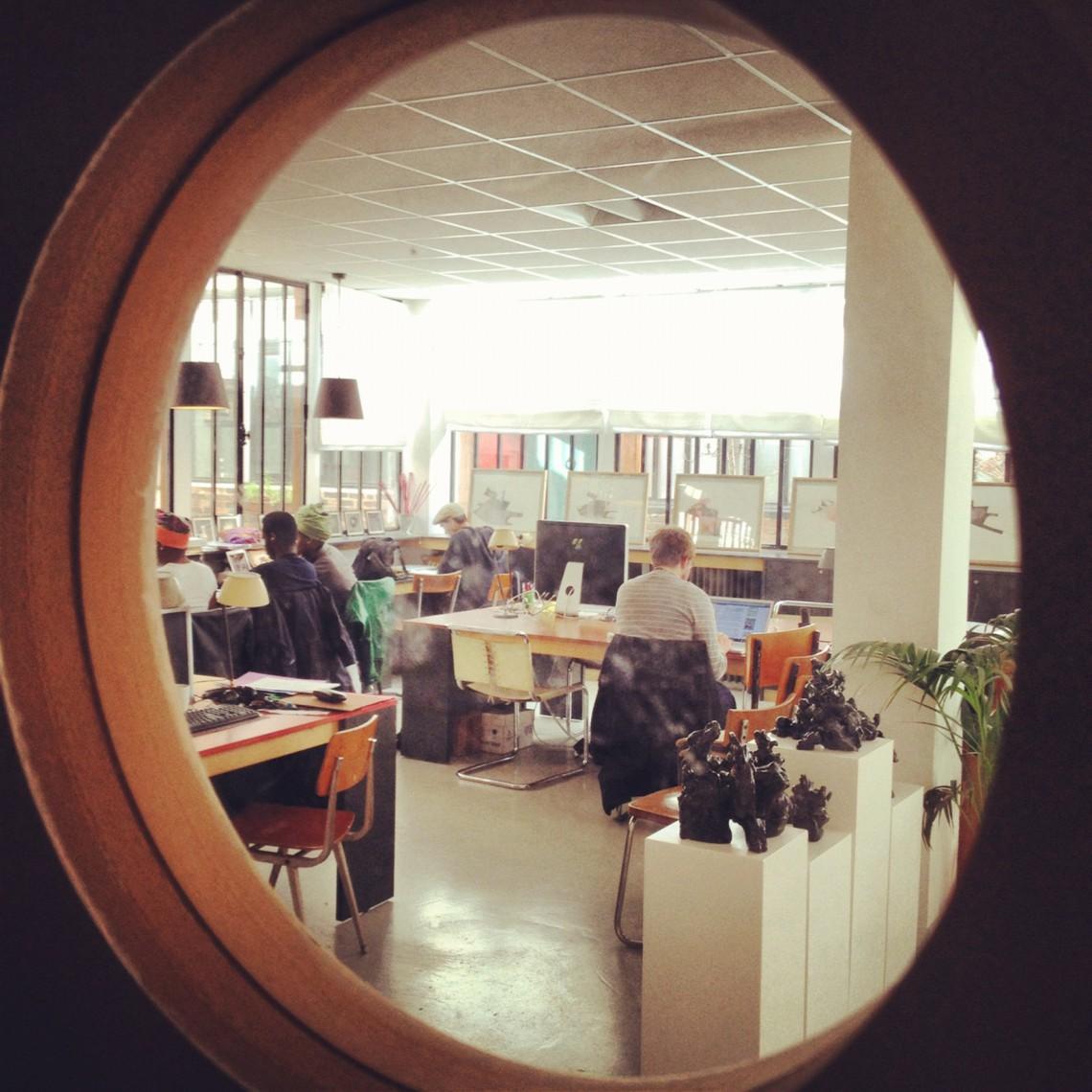 Les plus beaux espaces de coworking de Paris