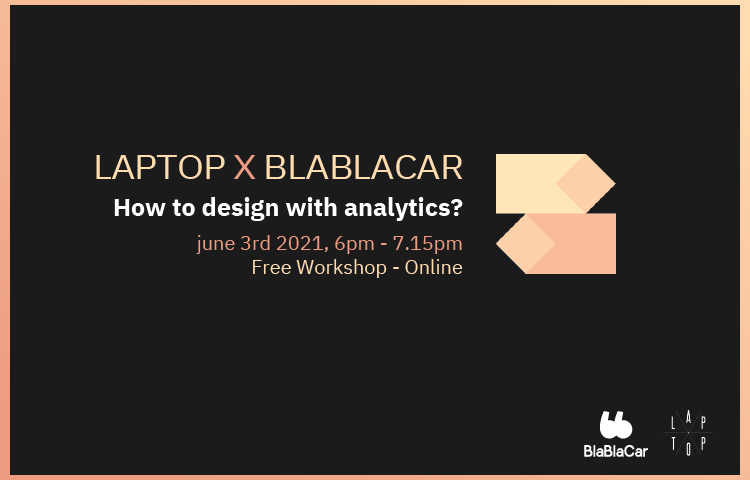How to design with analytics ?