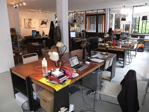 10 adresses où « coworker » à Paris
