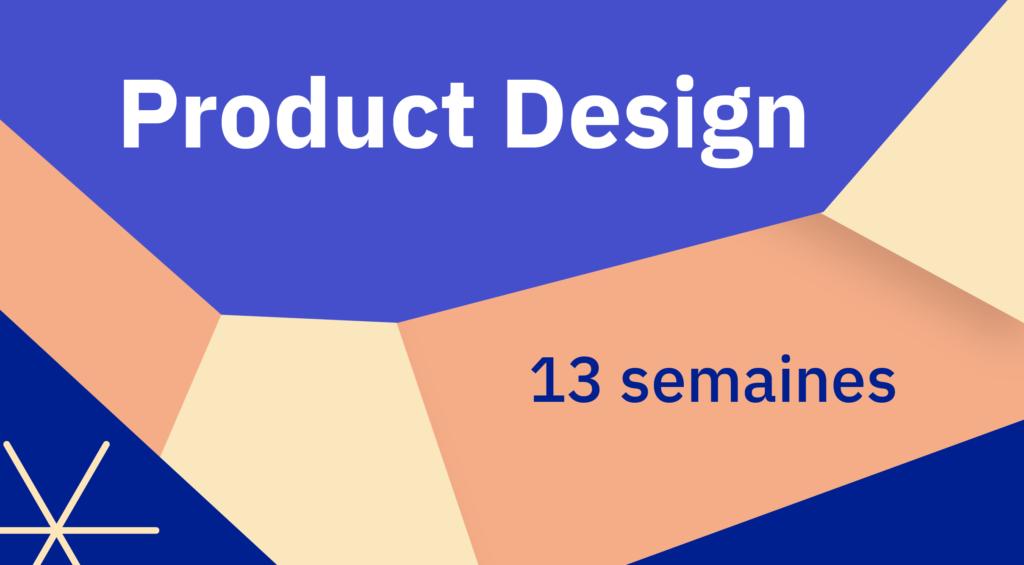 [Formation] Certificat Product Design