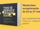 Masterclass This is Service Design Doing