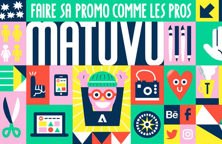 MATUVU : le live bi-mensuel pour apprendre à faire sa promo comme les pros