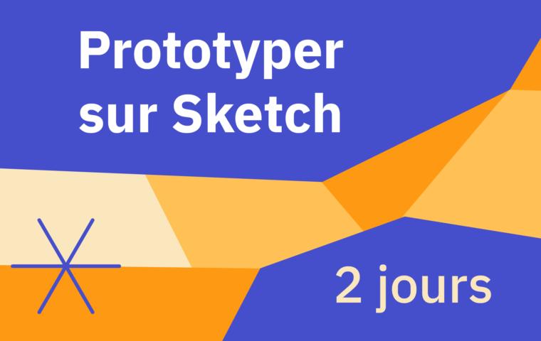 [Formation] Prototyper sur Sketch