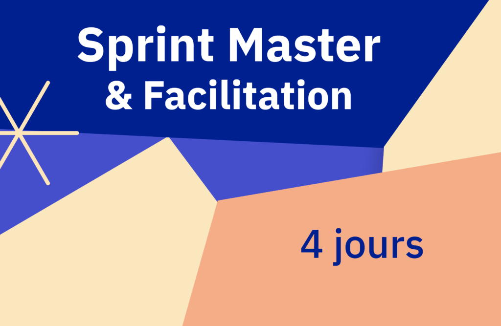 [Formation] Certificat Sprint Master & Facilitation