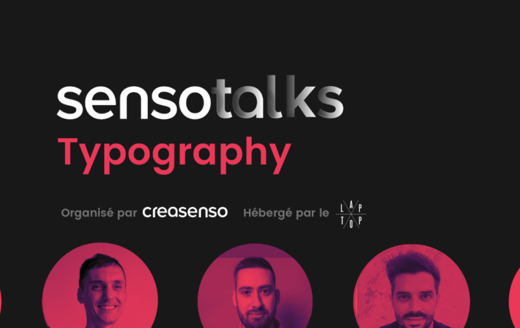 Sensotalks Typography