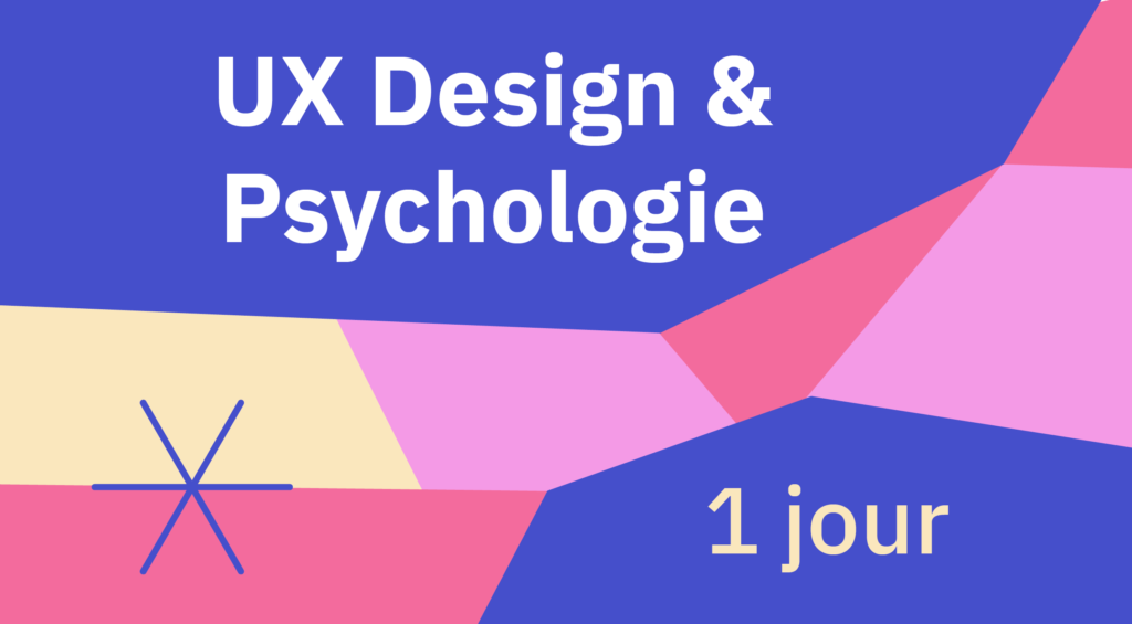 [Formation] UX Design & Psychologie