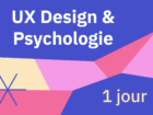 [Formation] UX Design & Psychologie