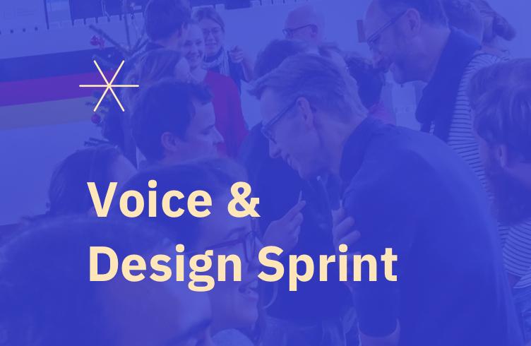 [Webinar] Voice x Design Sprint avec Maaike Coppens