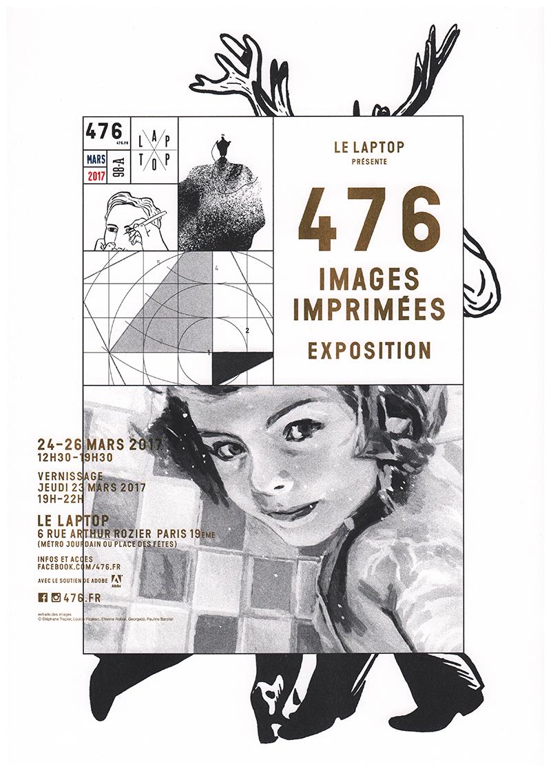 476 – images imprimées par La Salopette