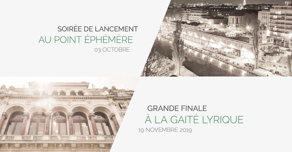 3 octobre : soirée de lancement du Coopérathon au Point Éphémère