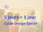 Formation Design Sprint – 9 au 13 mars