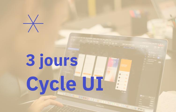 Formation UI Design 2 au 4 mars