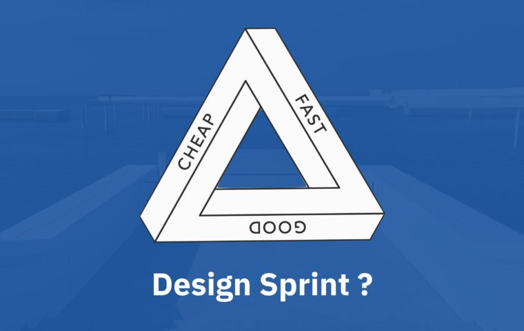 Le Design Sprint: Fast, Cheap, Good? Conférence de Pauline Thomas aux UX Days 2019