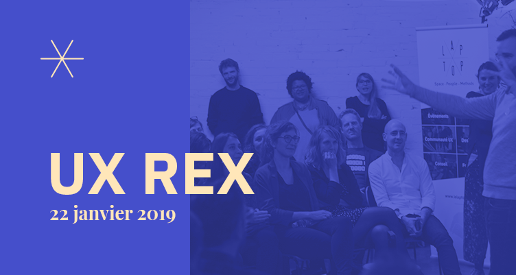 UX REX – Vendre l'UX