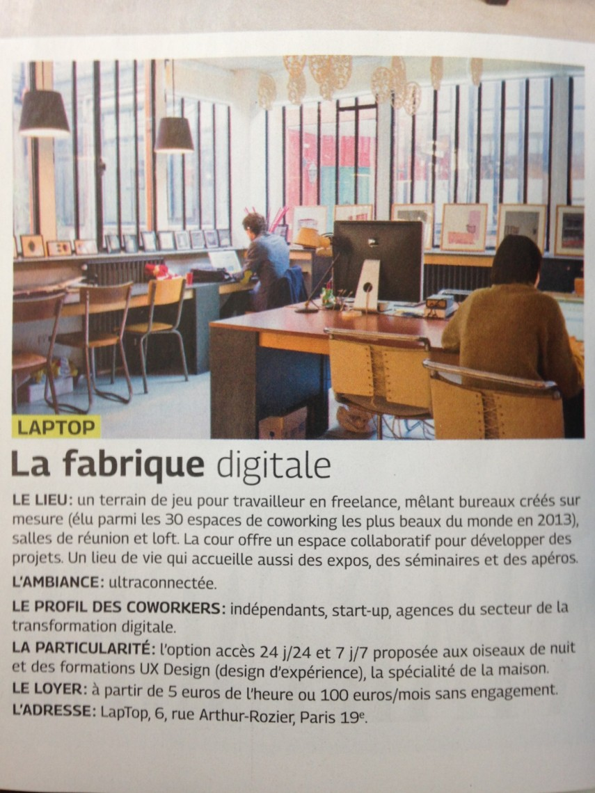 La fabrique digitale