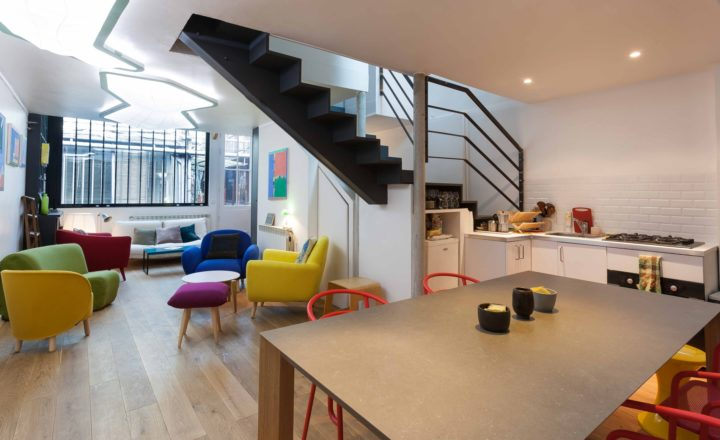 La maison créative