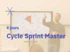Formation Sprint master
