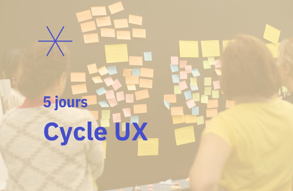 Formation à l'UX Design