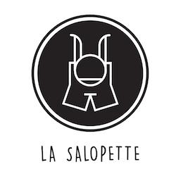 La Salopette – Jamais sans mon Laptop
