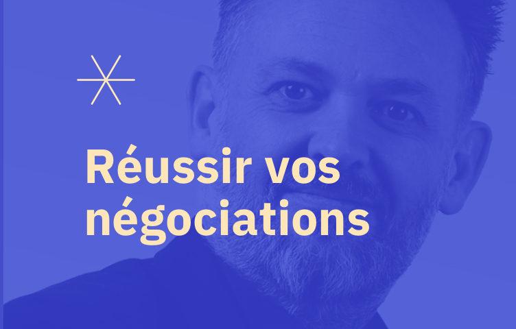 [Webinar] Préparez-vous à réussir vos négociations avec Pierre Jankowiak
